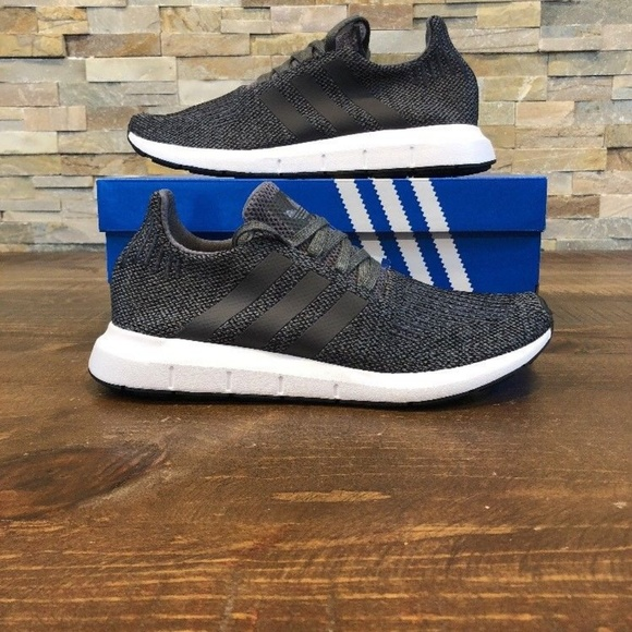 abec3b125 ADIDAS SWIFT RUN PRIMEKNIT RUNNING SHOE